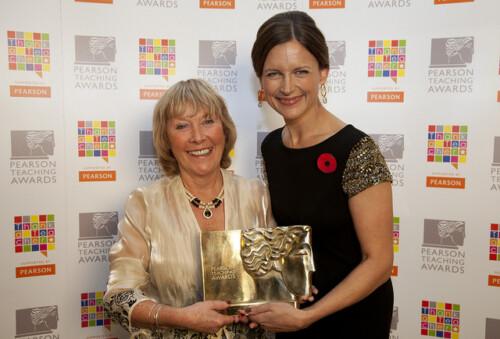 Anne Bull </p>Winner, Headteacher of the Year in a Primary School, 2012